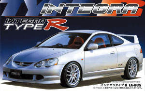 dc5 integra type r brochure