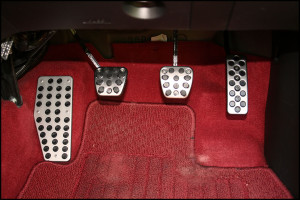 dc5 pedals